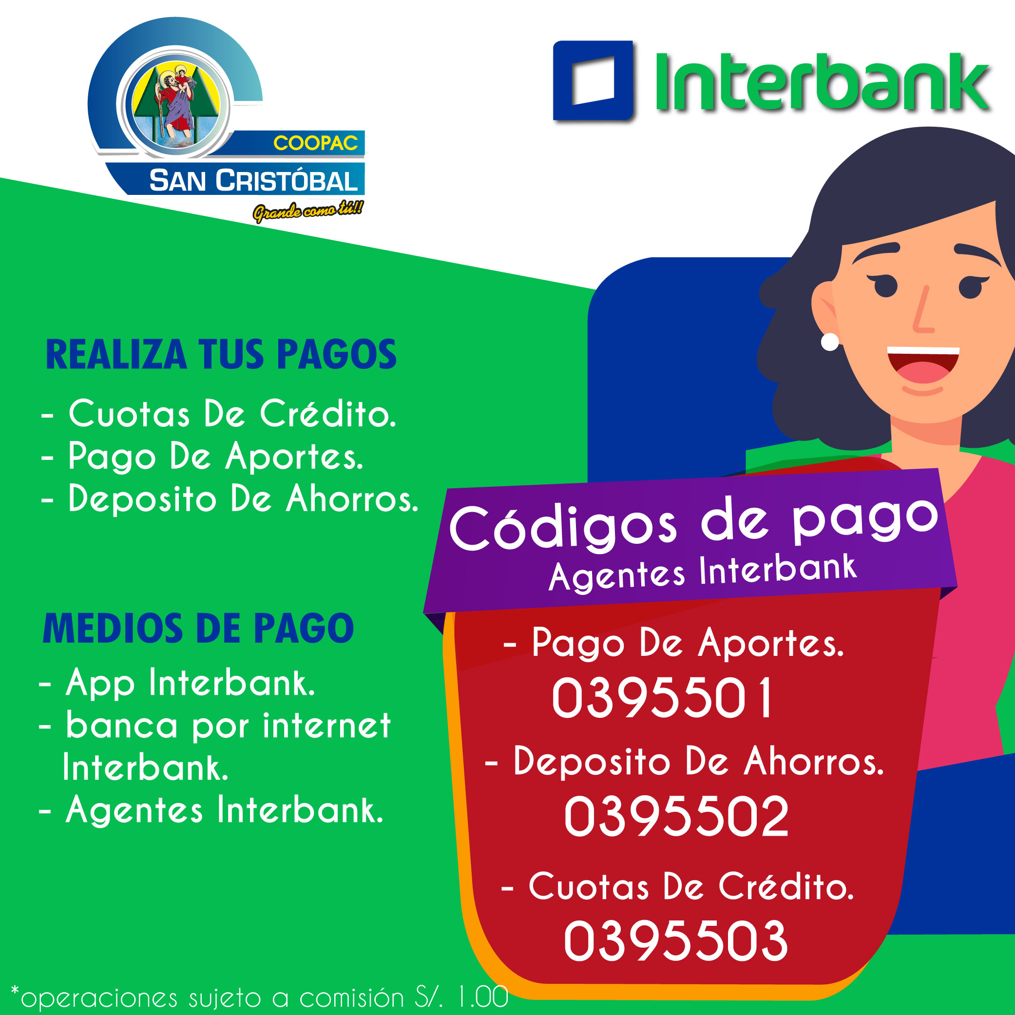 Recarudadora interbank